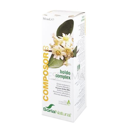 BOLDO COMPLEX 50ml COMPOSOR 03 SORIA NATURAL