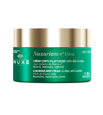 Nuxuriance Ultra crema corporal Voluptuosa antiedad global 200ml