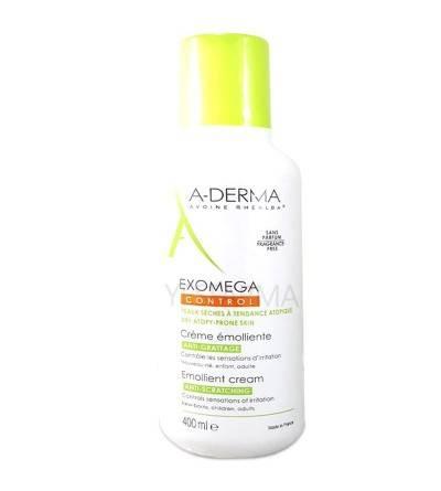 A-DERMA EXOMEGA CREMA 400ML