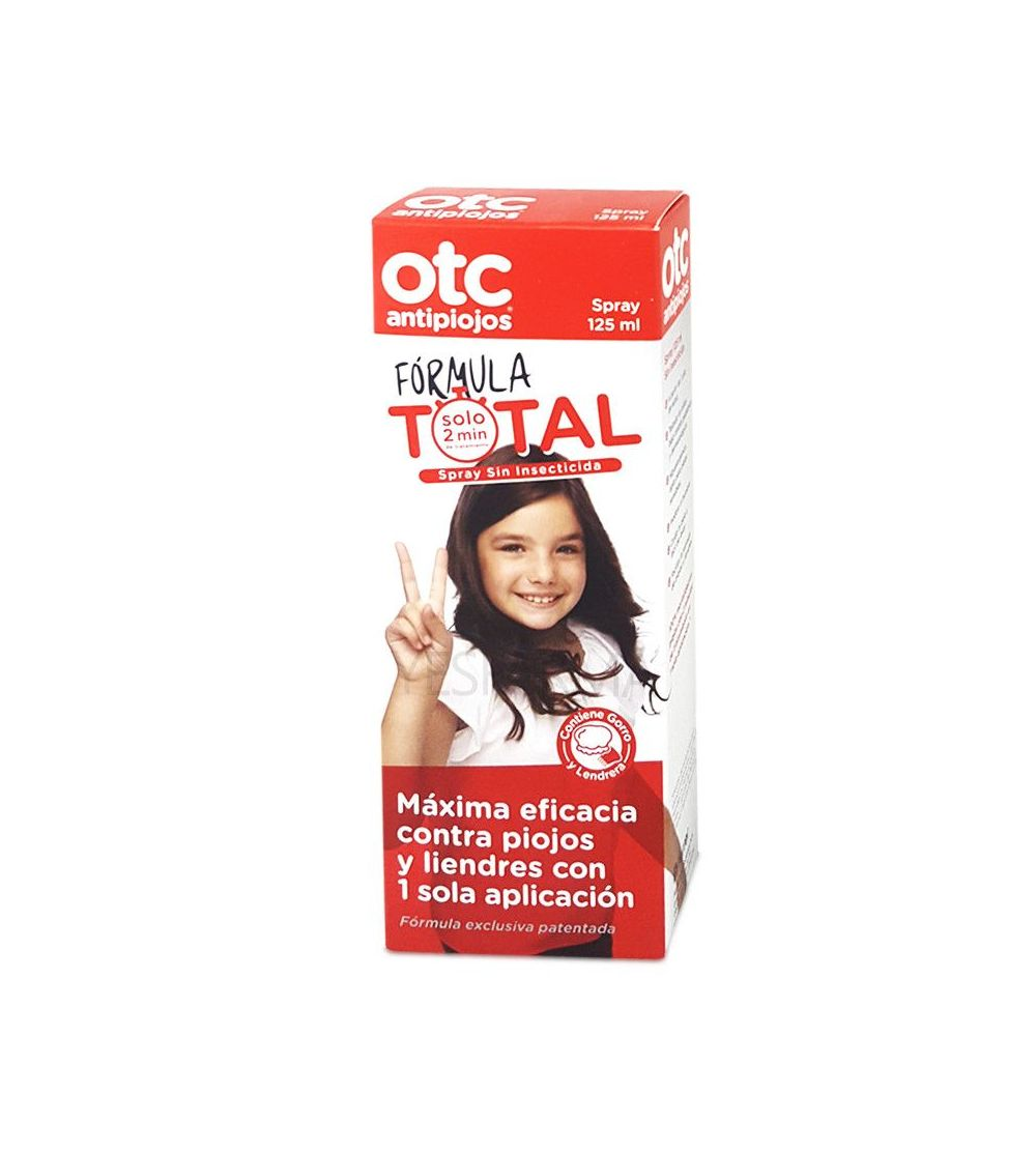 OTC ANTIPIOJOS FORMULA TOTAL 125 ML
