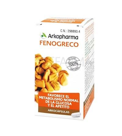 ARKOCAPSULAS FENOGRECO 48 CAPS