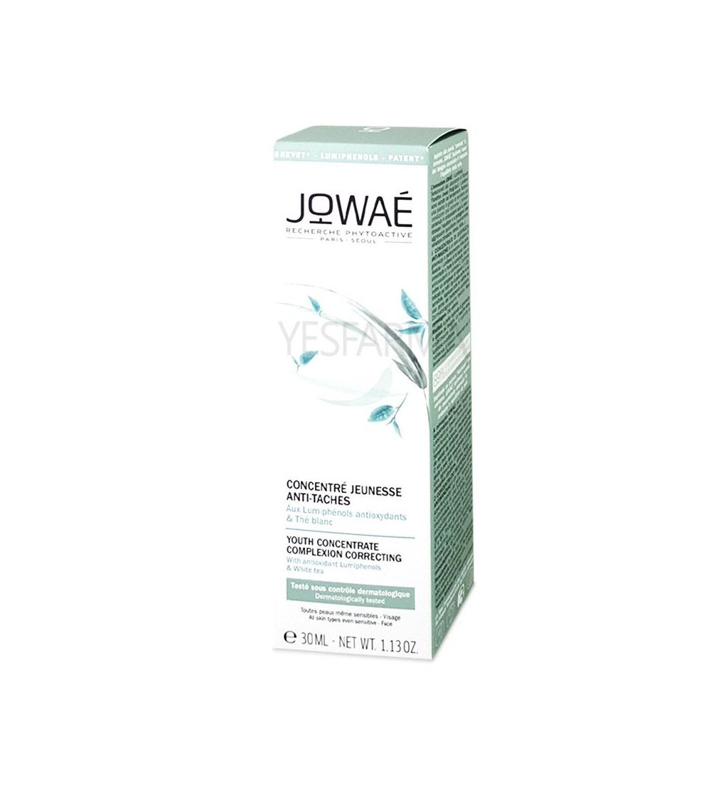 JOWAE CONCENTRADO REJUVENECEDOR ANTIMANCHAS 30 ML