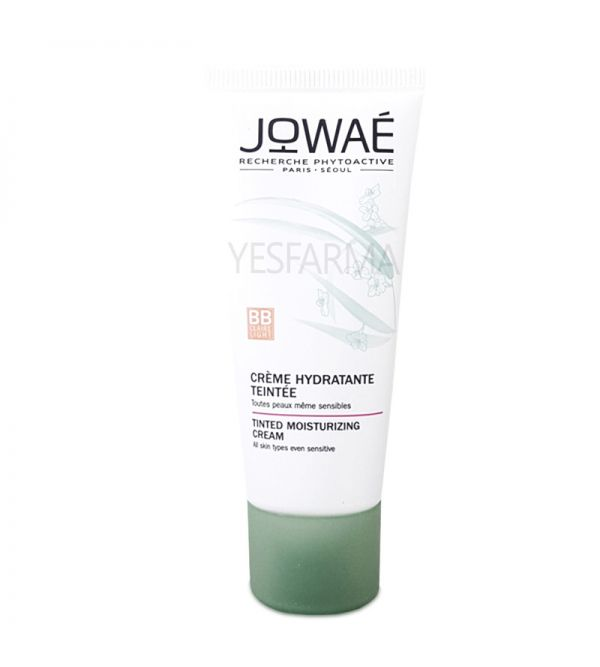 JOWAE CREMA HIDRANTE CON COLOR BB CLARA 30 ML