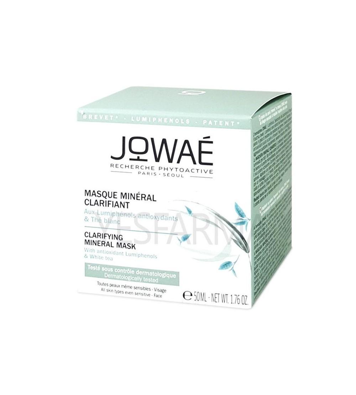 JOWAE MASCARILLA MINERAL CLARIFICANTE 50 ML