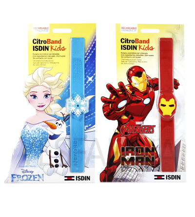 CITROBAND ISDIN KIDS IRON MAN O FROZEN