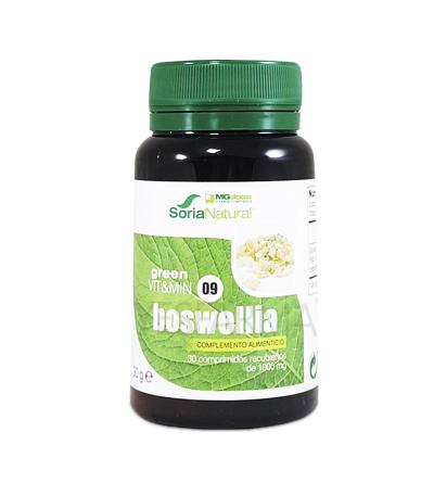 MGdose Boswellia 30 comprimidos