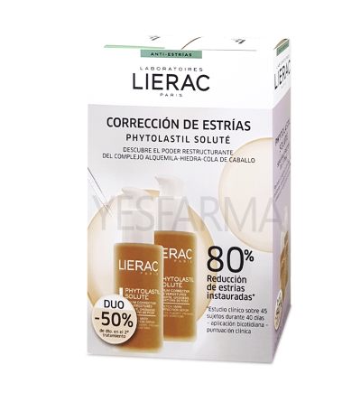 LIERAC PHYTOLASTIL SERUM ANTI ESTRIAS