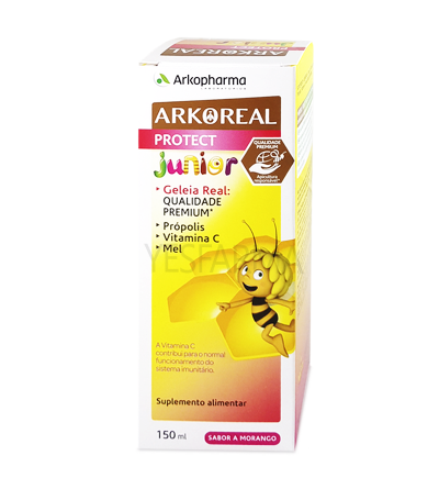 ArkoReal Protect Junior jarabe 150 ml