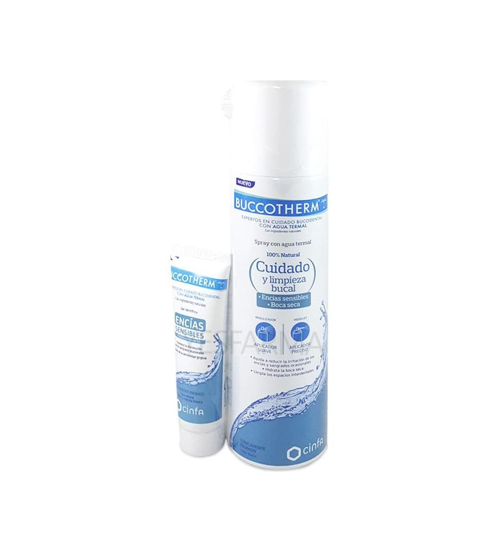 Spray dental Buccotherm 200ml