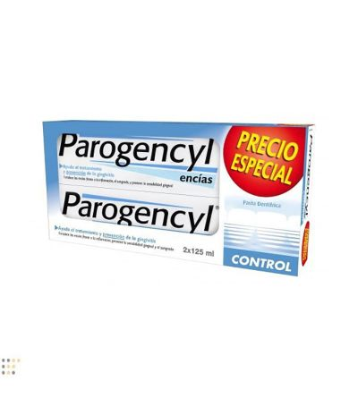 Parogencyl encías pasta dental 125 ml Duplo