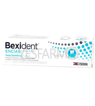 Bexident encías pasta 75 ml