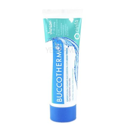 Buccotherm Encías Sensibles Gel Dentífrico 75 ml