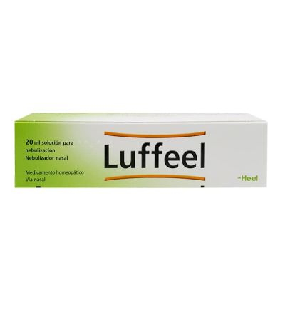 Heel Luffeel spray nasal