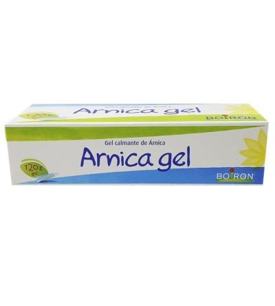 Boiron Arnica Gel 120g é um creme anti-inflamatório homeopático natural para dor e solavancos. Compre creme de Arnica.