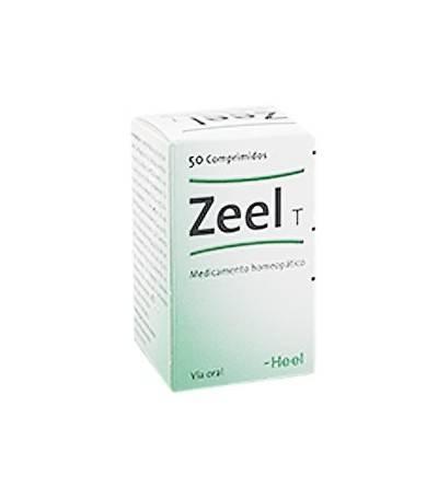 Compre Heel Zeel T 50 comprimidos para dor nas articulações. Homeopatia dor nas articulações Zeel T.