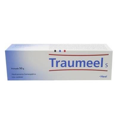 Heel Traumeel S pomada 50g es una pomada con efecto antiinflamatorio y analgésico. Yesfarma comprar Homeopatía envíos 24 horas.