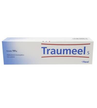 Comprar Heel Traumeel S pomada grande para golpes. Comprar Antiinflamatorio natural Traumeel Yesfarma.