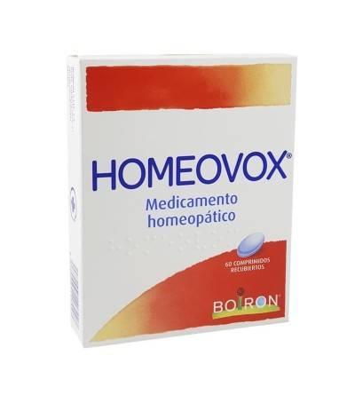 Boiron Homeovox 40 comp
