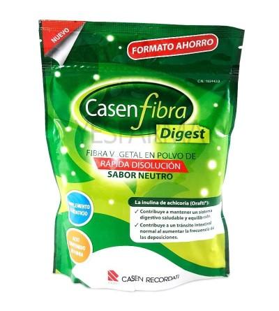 Casenfibra Digest 310g O tamanho da economia é fibra natural de origem vegetal para melhorar a constipação e a saúde digestiva.