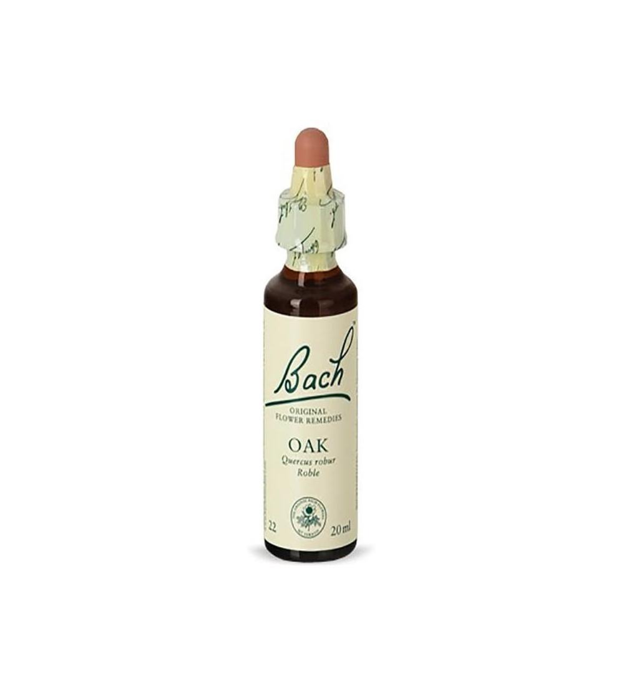Compre Bach Flower Oak 20ml para melhorar o seu estado emocional. Melhor preço barato flores Bach em Yesfarma.