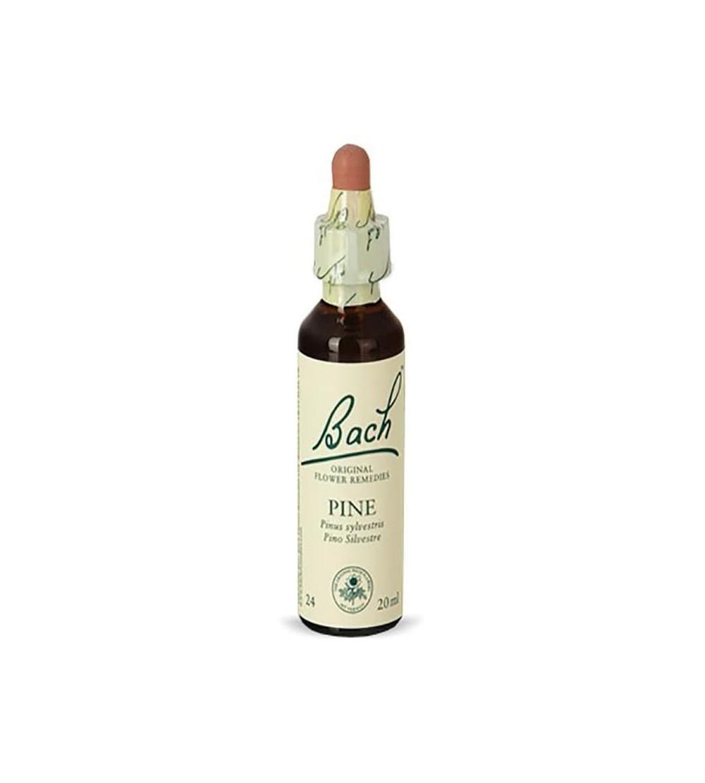 Compre Bach Flower Pine para melhorar os desequilíbrios emocionais. Melhor preço barato flores Bach em Yesfarma.