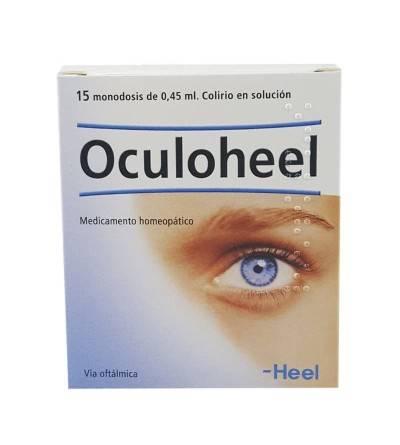 Heel Oculoheel 15 monodosis colirio