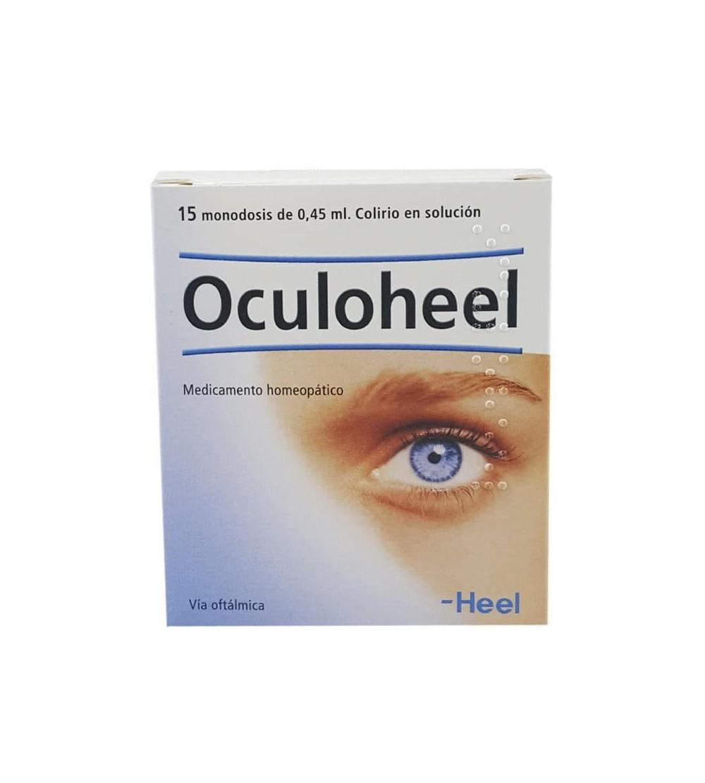 Comprar Heel Oculoheel. Colirio natural homeopático. Mejor precio barato Oculoheel Yesfarma.