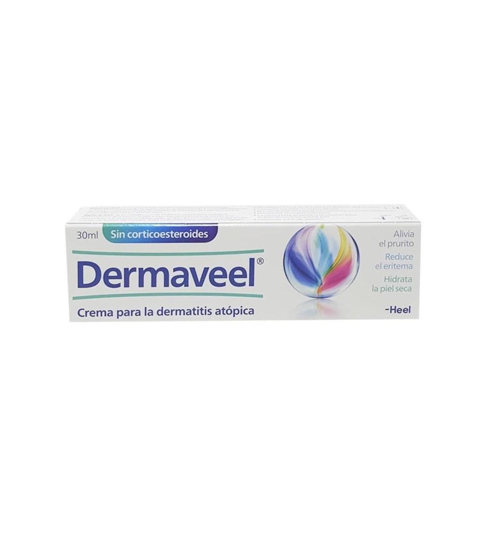 Comprar Heel Dermaveel crema natural para reacciones alérgicas, picor y prurito. Mejor precio Yesfarma.
