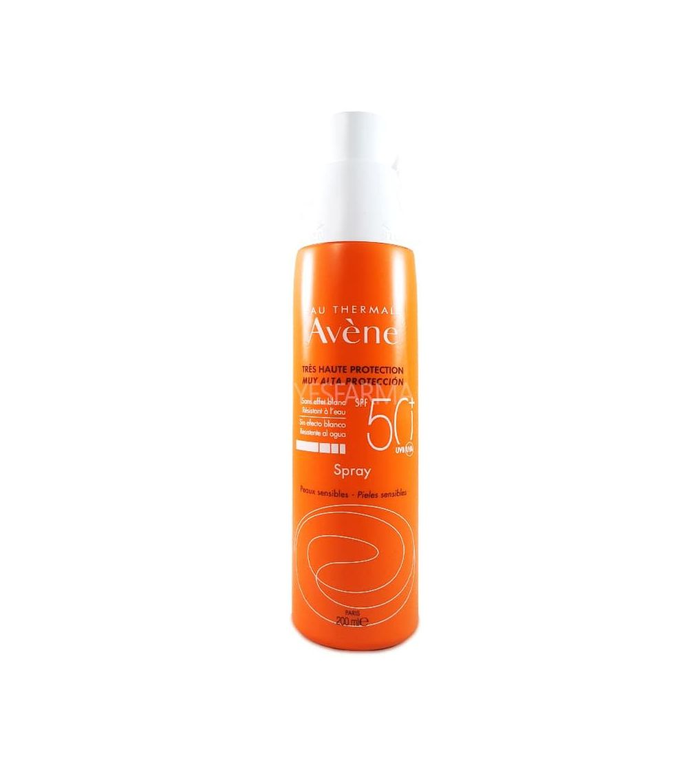 Avène spray 50+