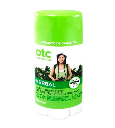 Barra OTC antimosquitos Herbal 50ml