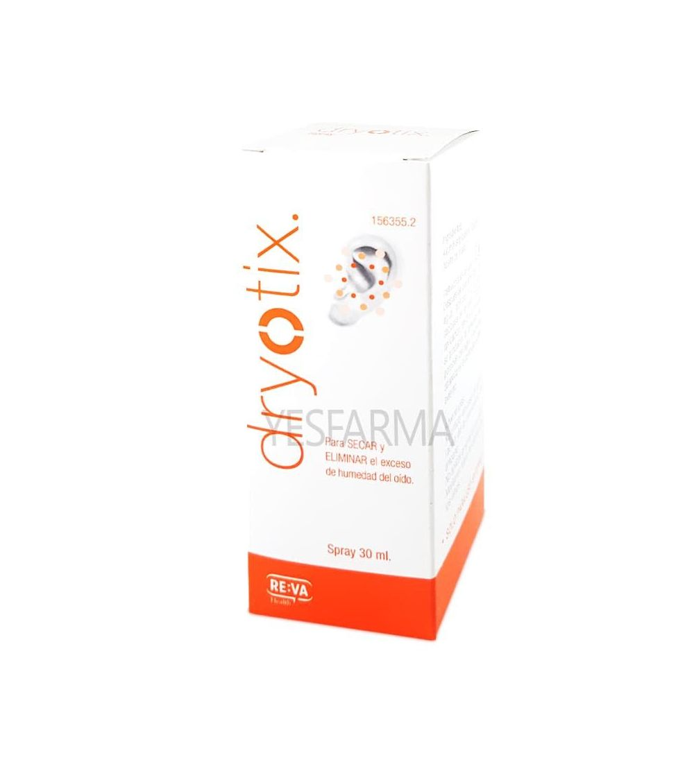 Dryotix Spray ótico 30ml