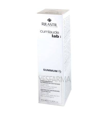 Summum RX Gel 40ml Rilastil