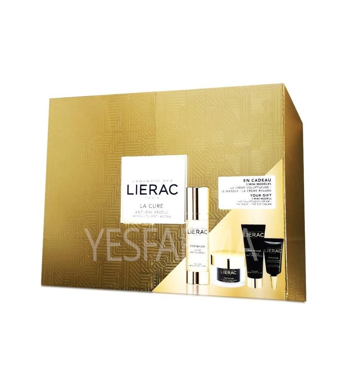 Comprar Cofre de Navidad Lierac Premium La Cura al mejor precio barato en Farmacia Yesfarma.