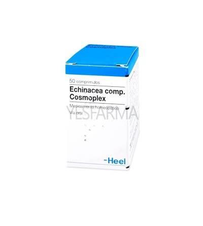 Comprar Echinacea cosmoplex 50 comprimidos de Heel. Potencia tus defensas con Echinacea cosmoplex. Mejor precio Yesfarma.