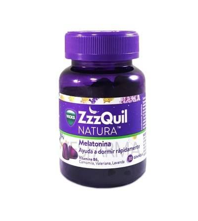 Compre jujubas ZzzQuil Natura ao melhor preço barato. Adormecer com pílulas naturais para dormir. Yesfarma