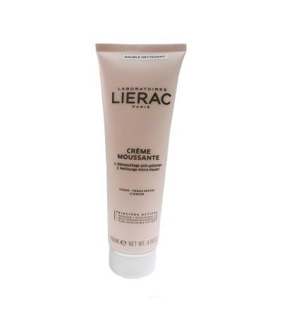 Lierac desmaquillante crema espumosa 150 ml