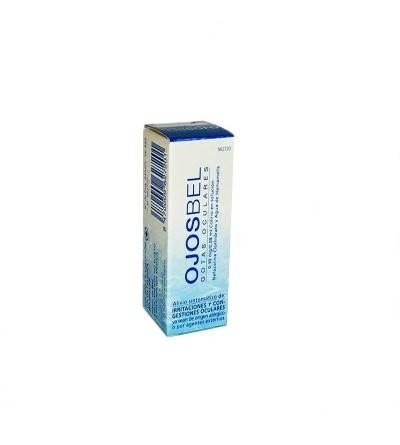 Ojosbel colirio 1 frasco solución 8 ml