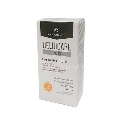 Heliocare 360º Age Active Fluid SPF 50+ 50 ml