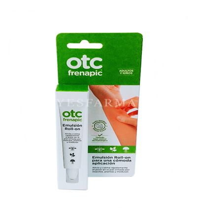 OTC Frenapic emulsion Roll-on 15 ml