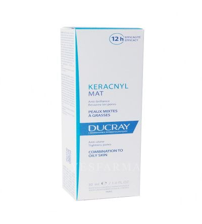 Ducray Keracnyl matificante 30 ml