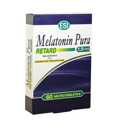 Trepat Diet Melatonin retard 1,90 mg 60 tabletas