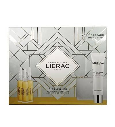 Lierac Cofre Cica-Filler ampollas + Gel Crema
