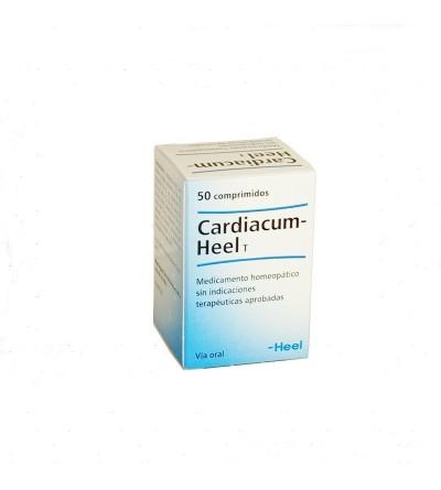 Heel Cardiacum Heel T 50 comp