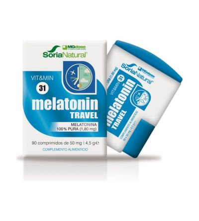 Melatonin Travel de Soria Natural