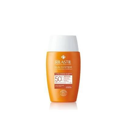 Rilastil Sun System Fluido Comfort color SPF 50+ 50 ml