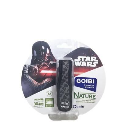 Goibi Pulsera Mosquitos Star Wars Darth Vader