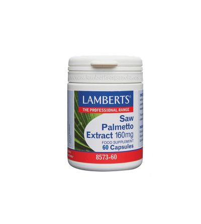 Lamberts Saw palmeto 160 mg 60 tab