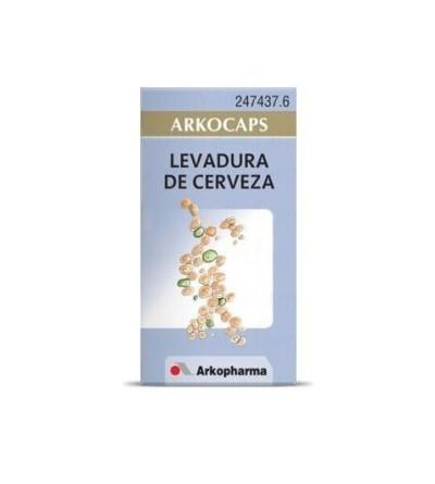 Arkocapsulas Levadura 48 cápsulas