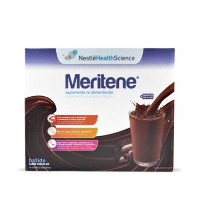 Meritene chocolate 50 sobres