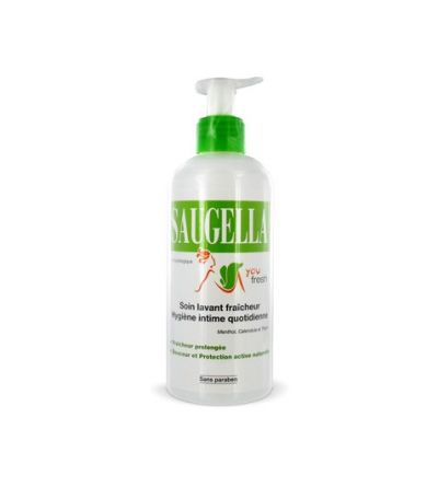 Saugella You fresh jabón íntimo 200 ml